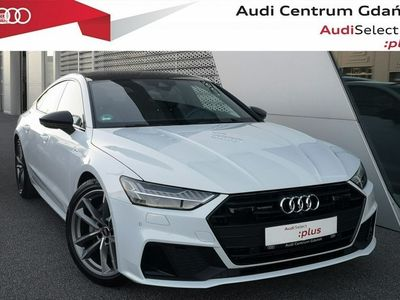 używany Audi A7 3dm 286KM 2020r. 11 367km