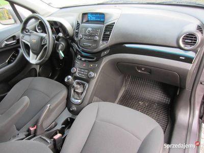 używany Chevrolet Orlando 1.8dm 141KM 2011r. 157 028km