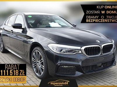 używany BMW 540 SERIA 53.0 540d xDrive (320KM) | M SPORT + bogate pakiety | Wyprzedaż 2