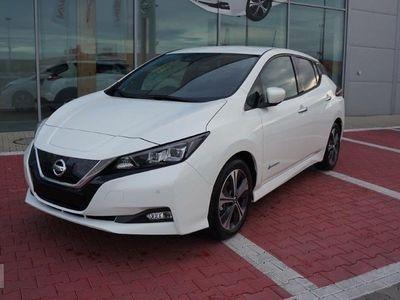 używany Nissan Leaf rabat: 7% (11 636 zł) 150 KM 40 kWh NAVI