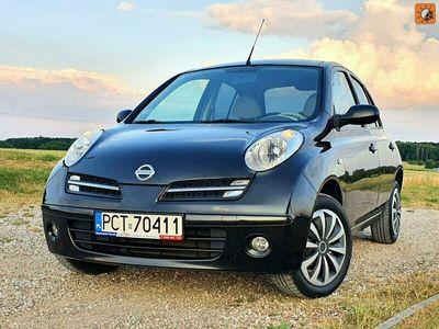 używany Nissan Micra benzyna * KLIMA * zarejestrowany * 5 DRZWI K12 (2003-2010)
