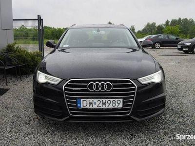 używany Audi A6 3.0 TDI 218KM 2017r.PL Salon, FV23%, Navi, S-Tronic, Quattro C7 (2011-)