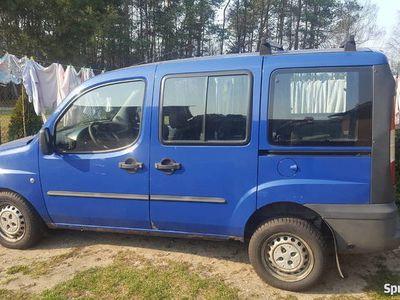używany Fiat Doblò
