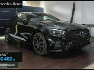 używany Mercedes 220 Klasa E 2.0Coupe 4MATIC (194KM) | AMG | + Pakiet Premium + Pakiet Nigh