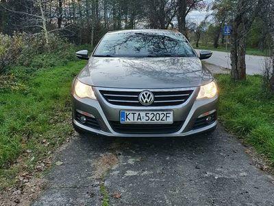używany VW CC Passata