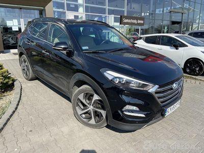 używany Hyundai Tucson III 2.0CRDI 185KM 4WD MAX Wyposażenie, PREMIUM, Tour de Pologne