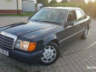 używany Mercedes E250 W124 d