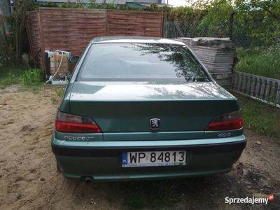 używany Peugeot 406 1,8SR, 1998, benzyna/LPG