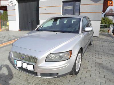 używany Volvo V50 2.0dm3 140KM 2007r. 210 000km 2,0d kombi klimatronik niski przebieg