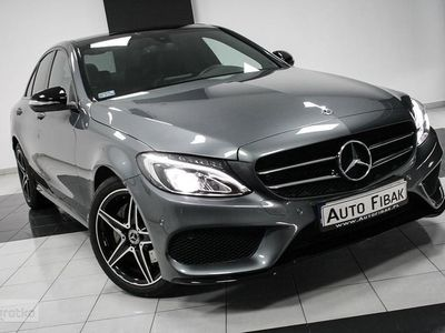used Mercedes 200 Klasa C W205GWARANCJA*Salon Polska*I właściciel*3000km*4MATIC*Automat*fv23%