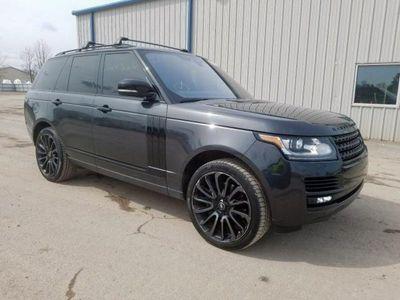 używany Land Rover Range Rover 5dm 510KM 2017r. 68 200km