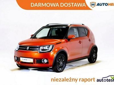 używany Suzuki Ignis DARMOWA DOSTAWA, Hist Serwis, 1 Właciciel, PDC, Navi, Kamera III(2008-)