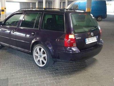 używany VW Bora 1.9 TDI 130km