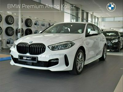 używany BMW 118 2dm 150KM 2020r. 5km