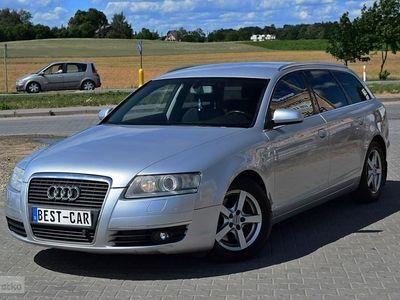 używany Audi A6 2dm 170KM 2005r. 203 000km