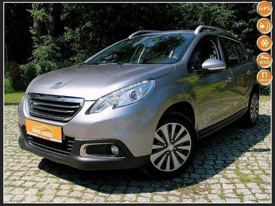 używany Peugeot 2008 1.6dm3 100KM 2016r. 114 000km * Świetny Stan* Bezwypadkowy* S&S* Navi* Bluetooth* Gwarancja*