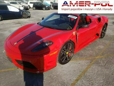 używany Ferrari F430 4.3dm 503KM 2009r. 4 500km