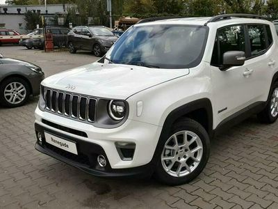 używany Jeep Renegade Limited 1.3 150 KM AT6 DDCT