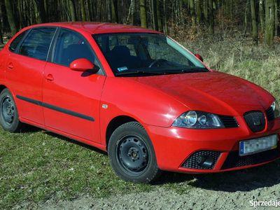 używany Seat Ibiza 6L 2008/09 1.4 TDi 80 KM