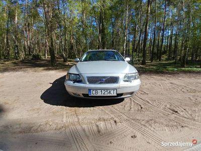 używany Volvo V70 II 2.4 D5 163 Mocy - skóra - szyberdach - full