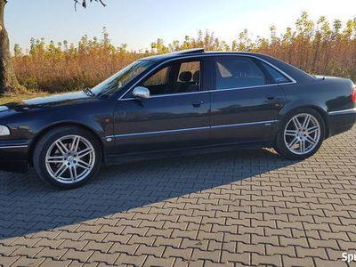używany Audi A8 D2 4.2 QUATTRO