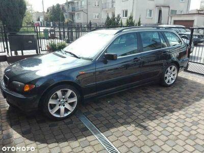 używany BMW 330 Seria 3 d
