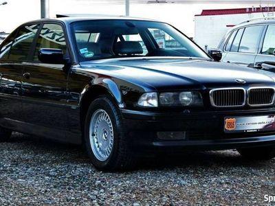 używany BMW 750 i 5.4 - MA WSZYSTKO - Zamiana Gwarancja Finansowanie E38 (1994-2001)