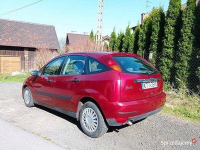 używany Ford Focus MK1 1.8 TDDI, hatchback, nowy przegląd
