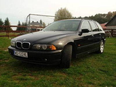 używany BMW 525 163km.touring.
