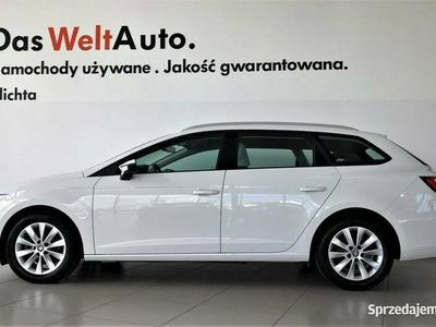 używany Seat Leon 1.6 TDI 115 KM Style Salon Polska FV VAT 23 % Pierwszy właściciel III (2012-)