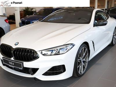 używany BMW 850 4.4dm 530KM 2019r. 5km