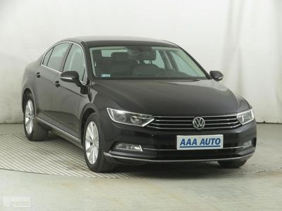 używany VW Passat B8 Salon Polska, 1. Właściciel, Serwis ASO, VAT 23%, Skóra,
