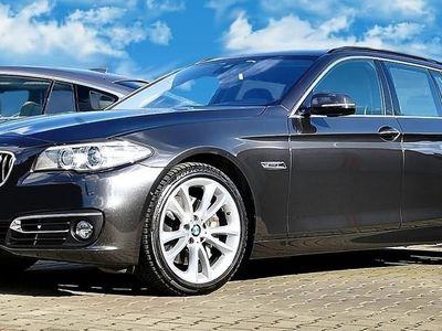 używany BMW 530 SERIA 5 dA xDrive Luxury ACC F1 pamięci 360° 19'' DVD, Zabrze