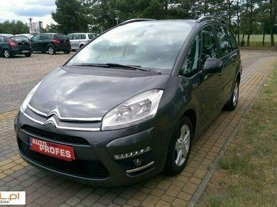 używany Citroën Grand C4 Picasso 1.6dm 156KM 2013r. 169 000km