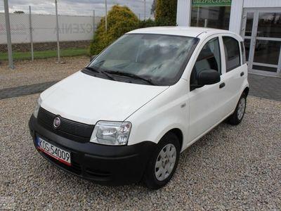 używany Fiat Panda II 1.2 70KM VAN GAZ klimatyzacja wspomaganie F.VAT23%