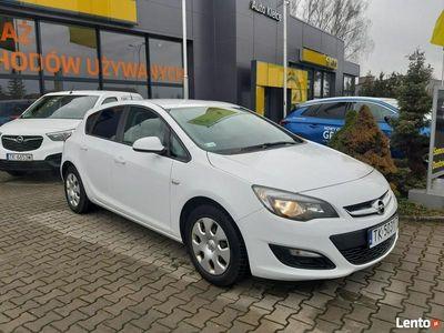 używany Opel Astra 1.6dm 115KM 2013r. 173 600km