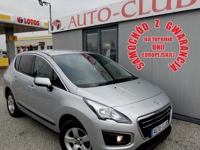 używany Peugeot 3008 I BlueHDi GRIP CONTROL Po Lifcie Navi PL Ledy Tempomat Gwarancja