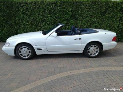 używany Mercedes SL320 z 1996 r. z Japonii 123 tys.km
