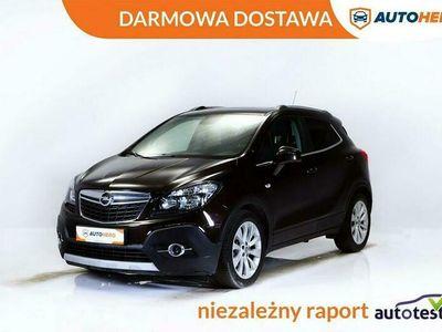 używany Opel Mokka 1.4dm 140KM 2014r. 123 817km
