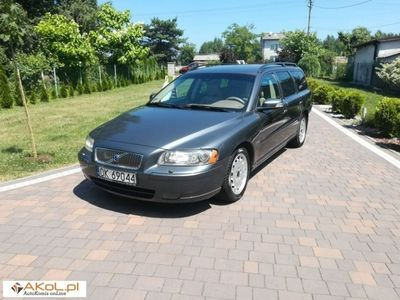 używany Volvo V70 2.4dm 185KM 2007r. 323 000km