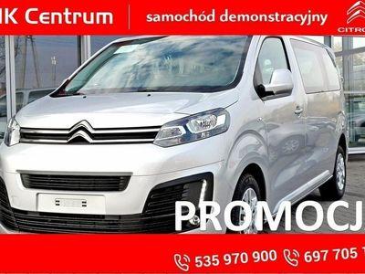 używany Citroën Jumpy Combi