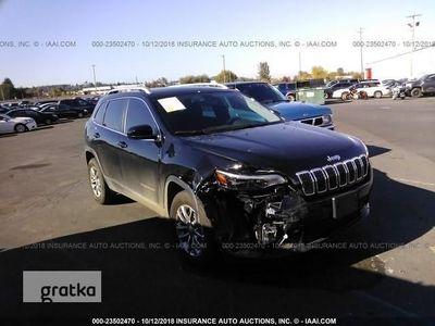 gebraucht Jeep Cherokee V [KL] Rok modelowy 2019r