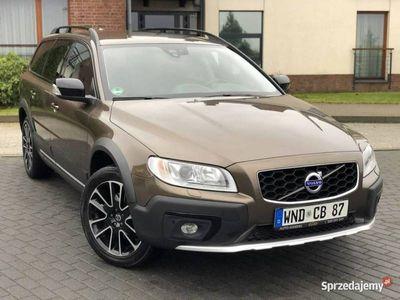 używany Volvo XC70 III Black Edition 181KM D4 Xenon Led Navi Kamera Skóra Zadbany !!!