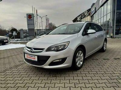 używany Opel Astra ENJOY 1.6 CDTI 110 KM, polski salon, od os. prywatnej