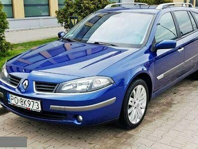 używany Renault Laguna 2dm 135KM 2005r. 181 000km