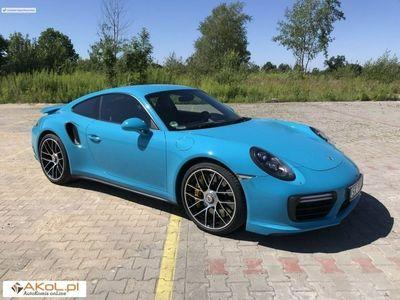 używany Porsche 911 3.8dm 581KM 2016r. 107 200km