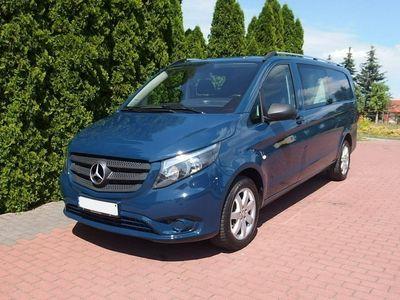używany Mercedes Vito 2.2cdi 136KM Brygadówka 6 osobowy Klima XLong W447 (2014-)
