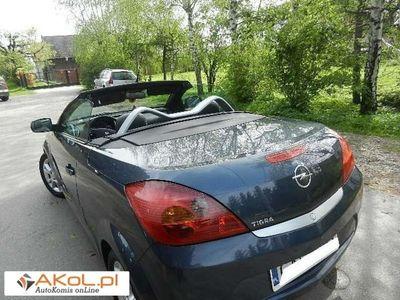 używany Opel Tigra 1.4dm 90KM 2006r. 246 000km