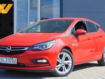 używany Opel Astra Dynamic 150KM Dynamic P.Kierowcy+ P.Ergonomiczny fotel 1.4T 150KM Kr