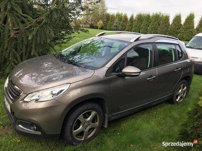 używany Peugeot 2008 1,2 82 KM ACTIVE BEZNYNA +czujnik parkowania
